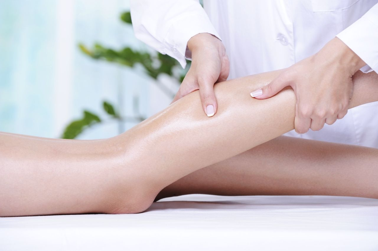 Leg treatment